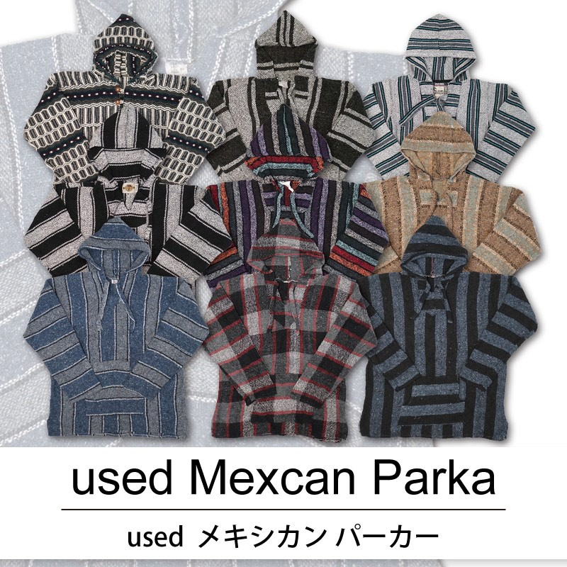 used Mexican Parka