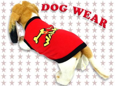 愛犬服 ドッグウェア 犬服 ノースリーブ Walker ウォーカー メンズ レディース 男女兼用 ドッグウエア 犬の服 ペット服 犬ウェア 犬洋服 チワワ シーズー トイプードル ミニチュアダックスフンド 洋服 服 dw1-0031