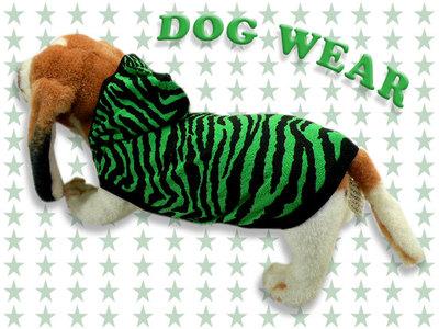 愛犬服 ドッグウェア 犬服 フード パーカー タイガー トラ模様 メンズ レディース 男女兼用 ドッグウエア 犬の服 ペット服 犬ウェア 犬洋服 チワワ シーズー トイプードル ミニチュアダックスフンド 洋服 服 dw2-0007