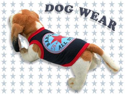 愛犬服 ドッグウェア タンクトップ Bangkok All Star 犬/服/dog/wear/虫よけ/ハロウィン dw3-0005