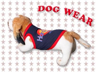 愛犬服 ドッグウェア タンクトップ Hard Dog Cafe 犬/服/dog/wear/虫よけ/ハロウィン dw3-0007