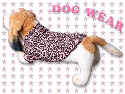 愛犬服 ドッグウェア 犬服 ポロシャツ ゼブラ 柄 メンズ レディース 男女兼用 ドッグウエア 犬の服 ペット服 犬ウェア 犬洋服 チワワ シーズー トイプードル ミニチュアダックスフンド 洋服 服 dw5-0002