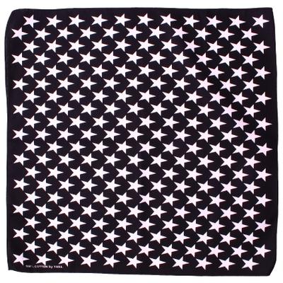 バンダナ 星柄 ビッグスター 50×50cm bnd-0045