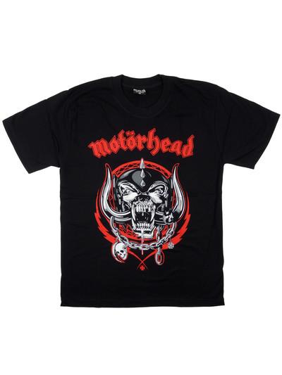 ロックTシャツ Motorhead モーターヘッド reo-0266