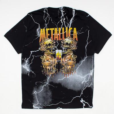 ロックTシャツ METALLICA メタリカ mf2-0013