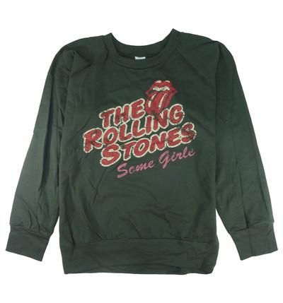 ロックトレーナー 裏パイル地 The Rolling Stones ザ ローリング ストーンズ Some Girls bs2-0003