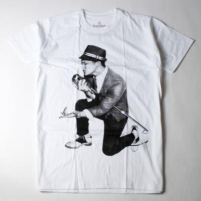 ロックTシャツ Bruno Mars ブルーノ マーズ 歌手 マイク ebi-0308