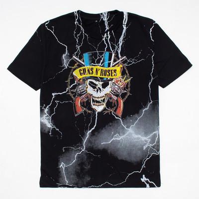 ロックTシャツ Guns N' Roses ガンズ アンド ローゼズ Greatest Hits mf2-0034