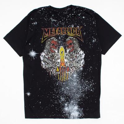 ロックTシャツ METALLICA メタリカ mf2-0011