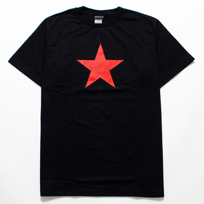 ロックTシャツ STAR スター wft-0499