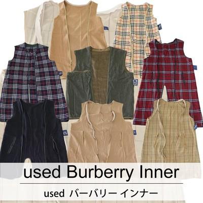 used Burberry Inner 古着 ユーズド バーバリー インナー 1枚あたり2800円  6枚セット サイズ カラーMIX アソート use-0195
