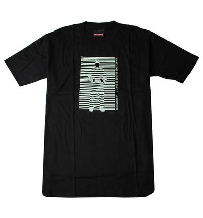 プリントTシャツ Mimicry Prisoner ミミクリープリズナー メンズ/レディース/半袖/おもしろ/おしゃれ udt-0041(unf-)