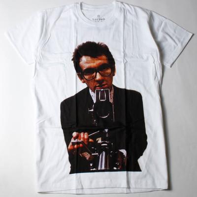 ロックTシャツ Elvis Costello エルヴィス コステロ ミュージシャン ebi-0301