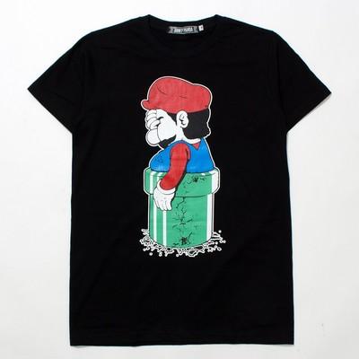 デザインTシャツ 配管工 メタボ jpt-0003