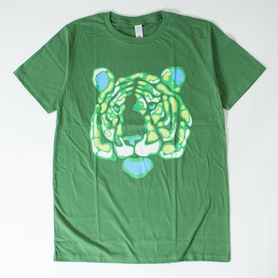 プリントTシャツ ゴルフ タイガー メンズ/レディース/半袖/おもしろ/おしゃれ/ttt-04/ttt-07 nki-0035-c1