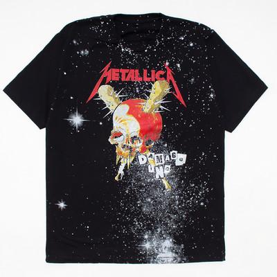 ロックTシャツ METALLICA メタリカ DAMAGE INC. mf2-0017