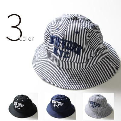 NEW YORK バケットハット メンズ/レディース/紫外線/ハット/帽子/ポークパイ/ストリート/カジュアル/秋 hat-0002