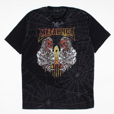 ロックTシャツ METALLICA メタリカ mf2-0012