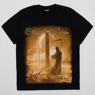ロックTシャツ Children Of Bodom チルドレン オブ ボドム IWORSHIO CHAOS reo-0325