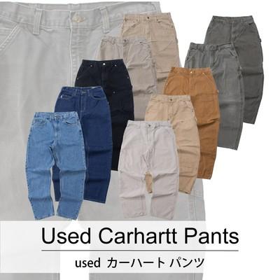 used Carhartt Pants 古着 カーハートパンツ 1着あたり2200円 6着セット MIX アソート use-0078