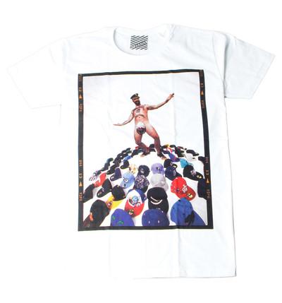 プリントTシャツ Wilee メンズ/レディース/半袖/おもしろ/おしゃれ ara-0152