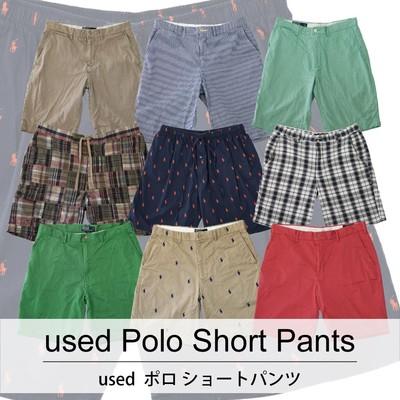 used Ralph Lauren Short Pants 古着 ラルフローレン ショートパンツ 1枚あたり1500円 10枚セット MIXアソート use-0126