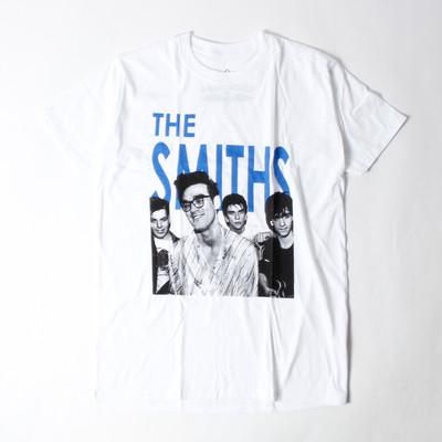 ロックTシャツ The Smiths ザ スミス メンバー ebi-0327