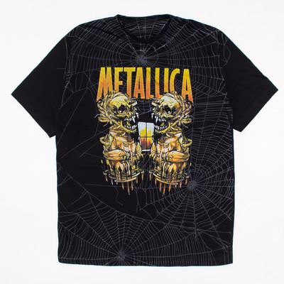 ロックTシャツ METALLICA メタリカ mf2-0015