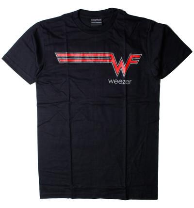 ロックTシャツ Weezer ウィーザー If It's Too Loud, Turn It Down wft-0456