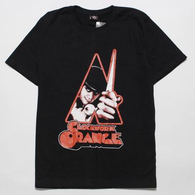 ロックTシャツ CLOCKWORK ORANGE 時計じかけのオレンジ gts-0316