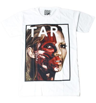 プリントTシャツ Tar メンズ/レディース/半袖/おもしろ/おしゃれ ara-0146