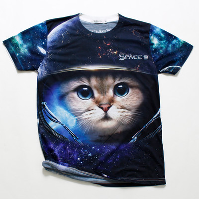 SPACE9プリントTシャツ spt-0021