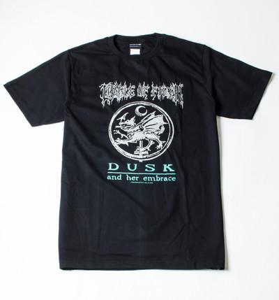 ロックTシャツ Cradle Of Filth クレイドル オブ フィルス Dusk and her embrace wft-0495