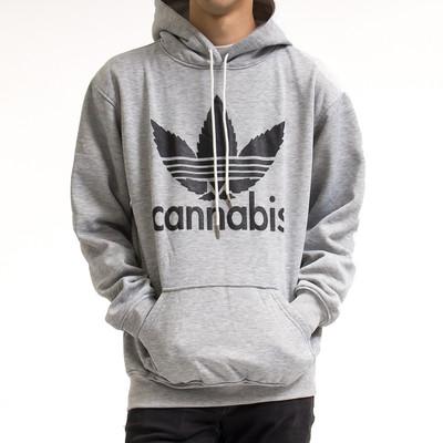 プルオーバー デザインパーカー Cannabis カンナビス jpp-0002