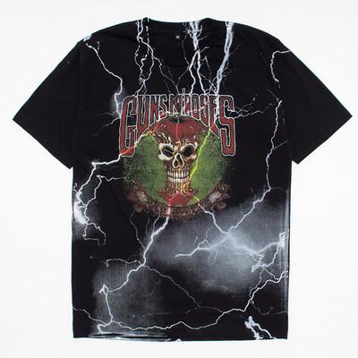 ロックTシャツ Guns N' Roses ガンズ アンド ローゼズ RAD APPLES mf2-0025