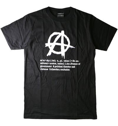 ロックTシャツ ANARCHY wft-0398