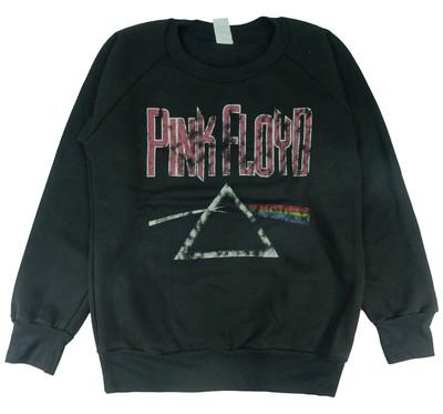 ロックトレーナー 裏起毛 Pink Floyd ピンク フロイド The Dark Side Of The Moon bs1-0014