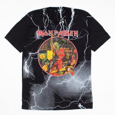 ロックTシャツ Iron Maiden アイアン メイデン mf2-0033