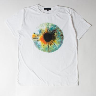 プリントTシャツ bulu eye メンズ/レディース/半袖/おもしろ/おしゃれ/ttt-04/ttt-01 grt-0062