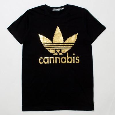 デザインTシャツ Cannabis カンナビス jpt-0005