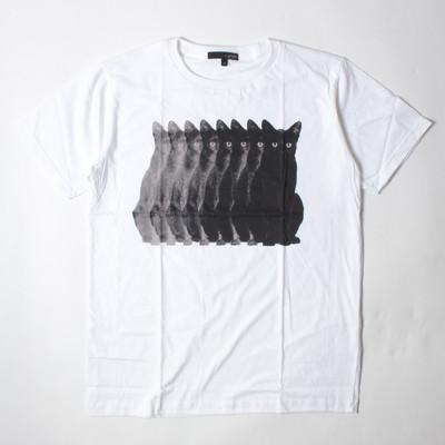 プリントTシャツ Black Cats メンズ/レディース/半袖/おもしろ/おしゃれ grt-0034