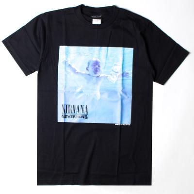 ロックTシャツ Nirvana ニルヴァーナ NEVERMIND wft-0229