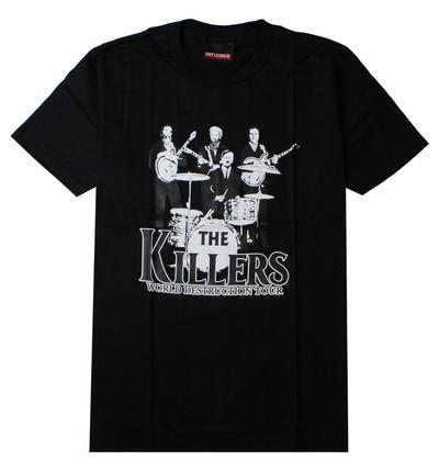 ロックTシャツ The Killers World destruction tour urt-0010(unf-)