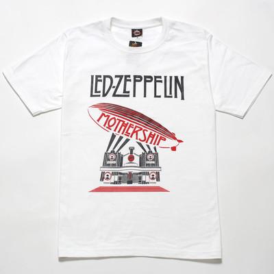 ロックTシャツ Led Zeppelin レッド ツェッペリン Mothership gts-0139
