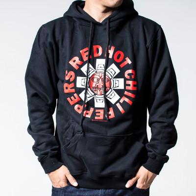 プルオーバー ロックパーカー Red Hot Chili Peppers レッド ホット チリ ペッパーズ アスタリスク agp-0032